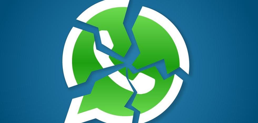 WhatsApp, caído en media Europa y en zonas de España
