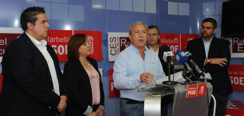 El PSOE denuncia arbitrariedad en el plan de inversión de Diputación