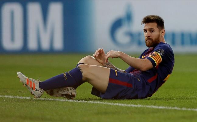 Partido 600 de Messi en un Barcelona con dudas