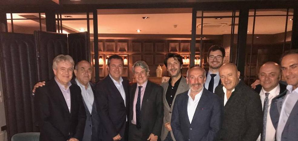 El Año Murillo, presentado ante empresarios españoles residentes en Londres