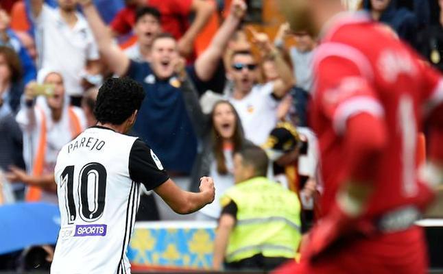 El Valencia mantiene su fortaleza y el Leganés da un paso atrás