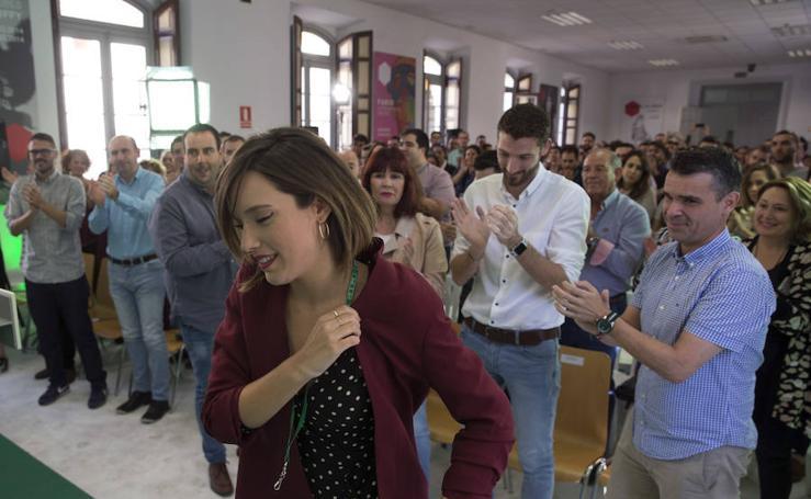 El 11.º congreso regional de Juventudes Socialistas de Andalucía, en imágenes