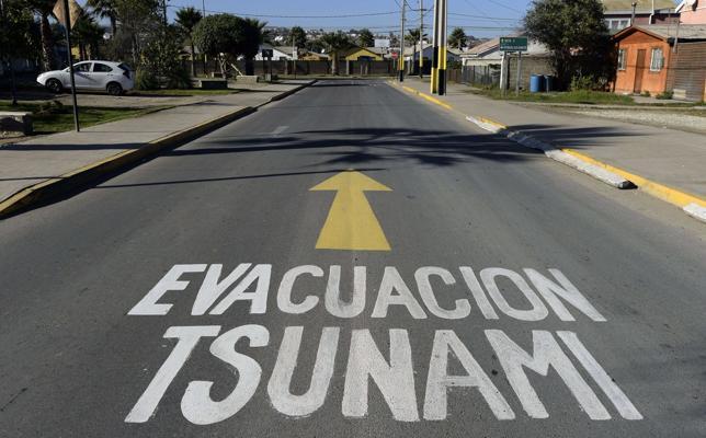 El mapa de los posibles tsunamis, a debate en Málaga