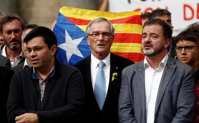 Xavier Trias, dos hombres de Trump e Isabel II, vinculados a paraísos fiscales