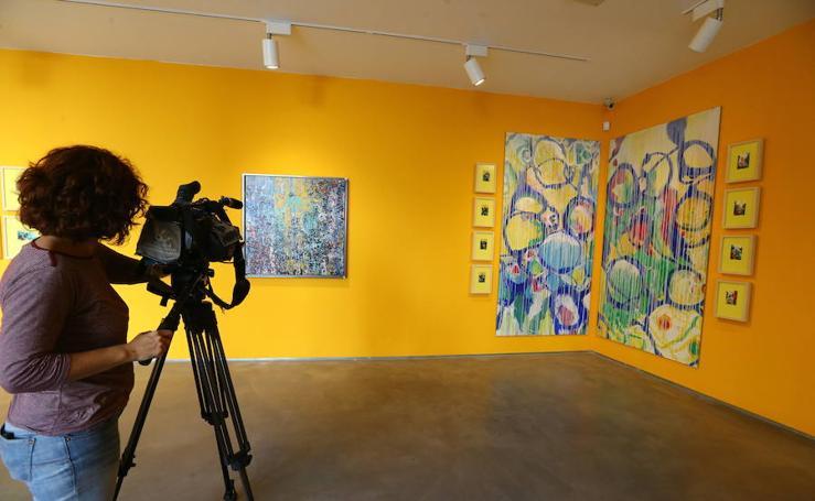 Nueva exposicion en el Museum Jorge Rando