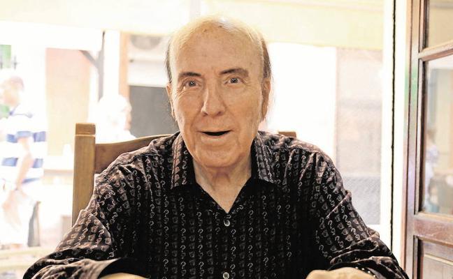 El humorista Tomás García convoca a los malagueños para dar fuerza a Chiquito de la Calzada al grito de 'jarl'