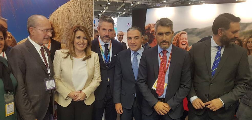 Cunde el optimismo para los destinos andaluces en la WTM de Londres