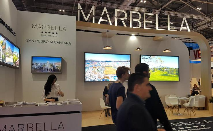 Primera jornada de la World Travel Market
