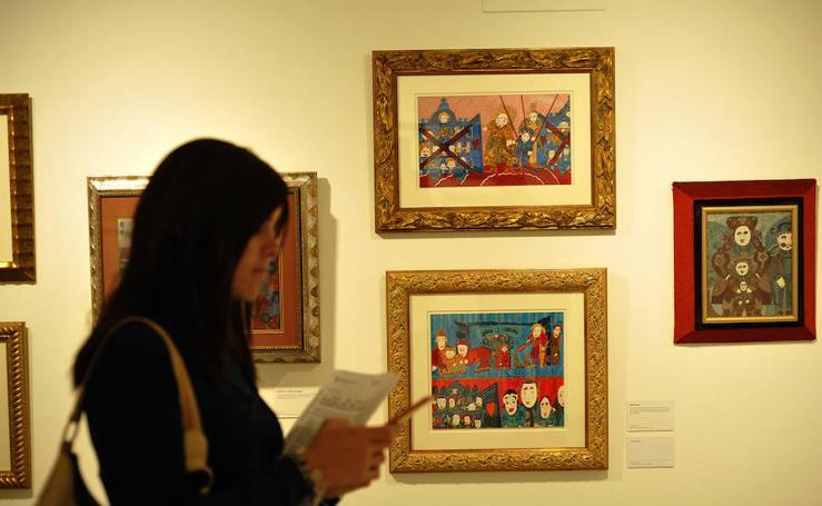 Exposición de Jaime Jaimes