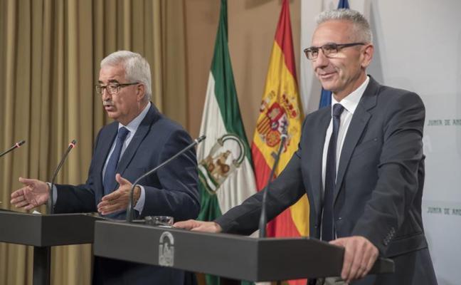 La Junta garantiza por ley un marco estable del financiación del cine hecho en Andalucía