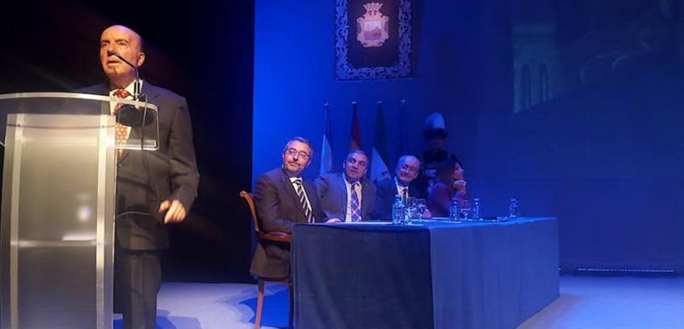 Chiquito de la Calzada, Hijo Predilecto: «Gracias a Málaga por acordarse de mí»