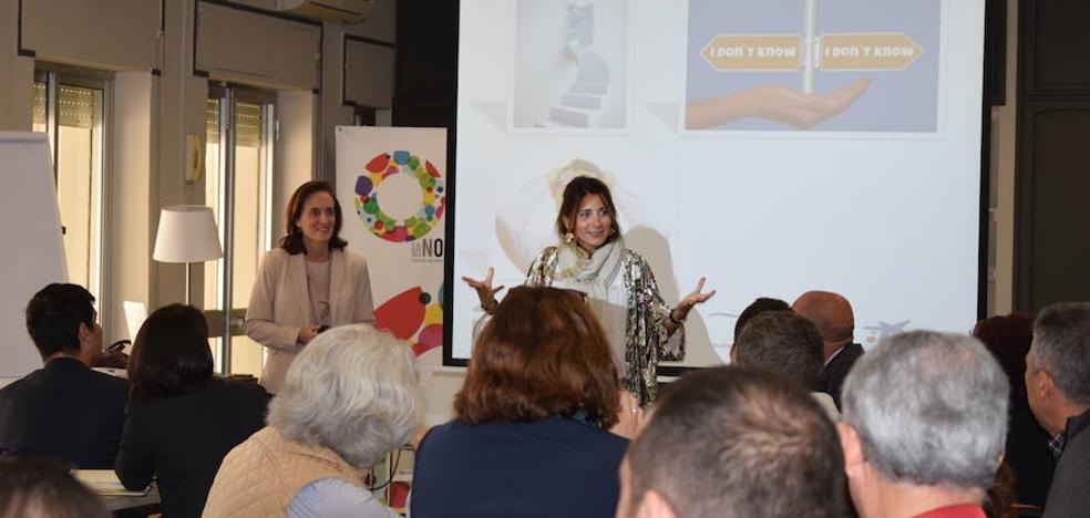 Mujeres víctimas de violencia de género se reúnen en La Noria para su inclusión en la actividad de entidades