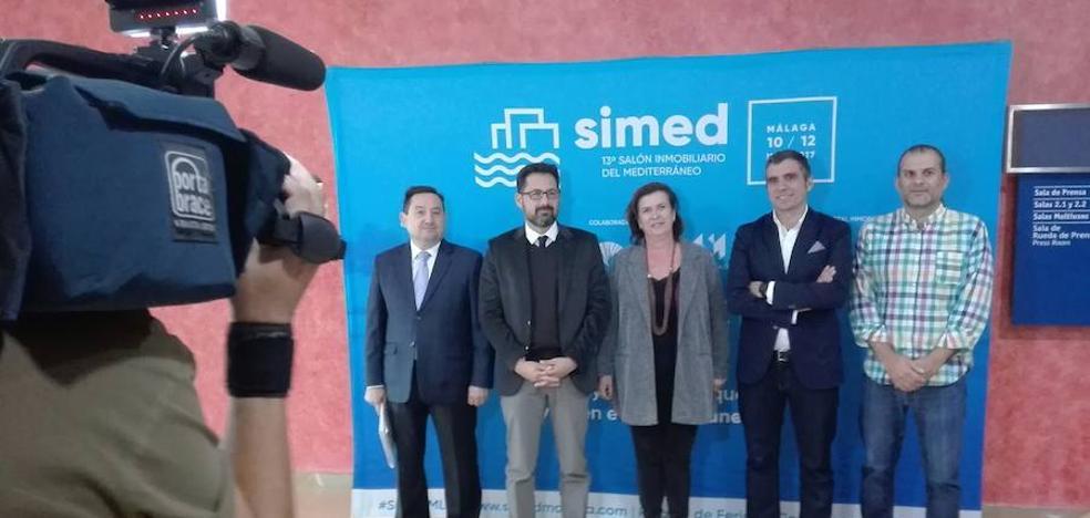 El salón inmobiliario Simed de Málaga pondrá a la venta este fin de semana más de 20.000 viviendas