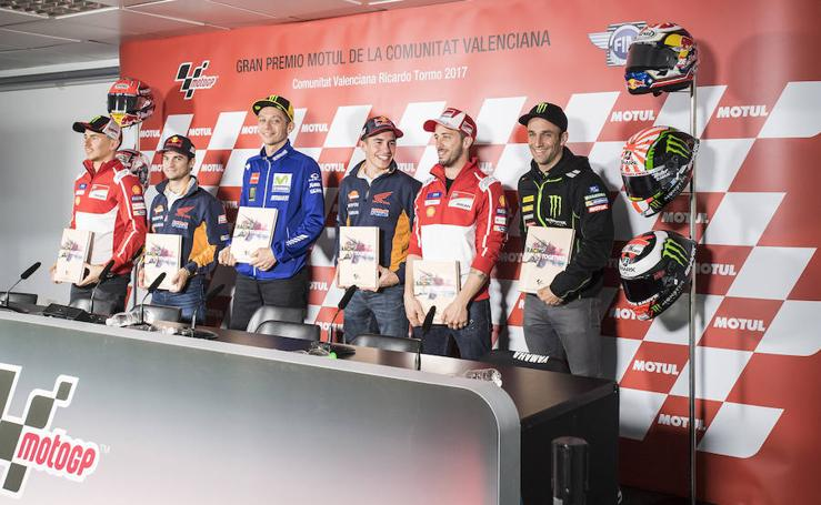 Las mejores imágenes del GP de la Comunidad Valenciana