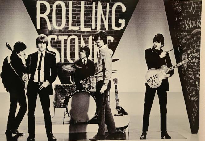 La exposición 'The Beatles VS. The Rolling Stones', en la Térmica