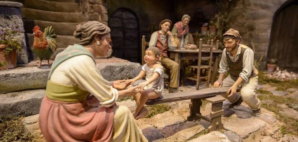 El Museo de Belenes de Mollina, el más grande del mundo, abre hoy