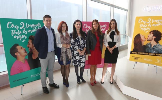 La Diputación ofrece clases de inglés gratuitas 'on line'
