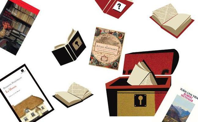 Joyas para celebrar el Día de las Librerías en Málaga
