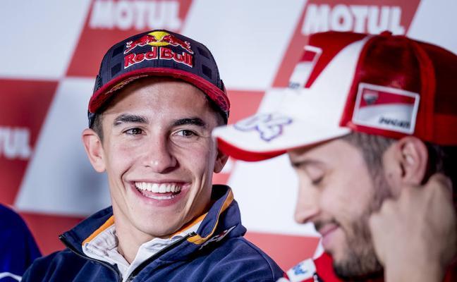 Márquez, con todo de cara para cerrar MotoGP