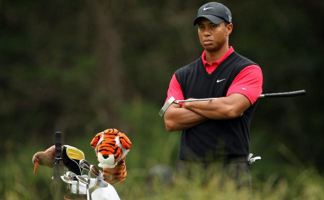 El regreso de Tiger Woods