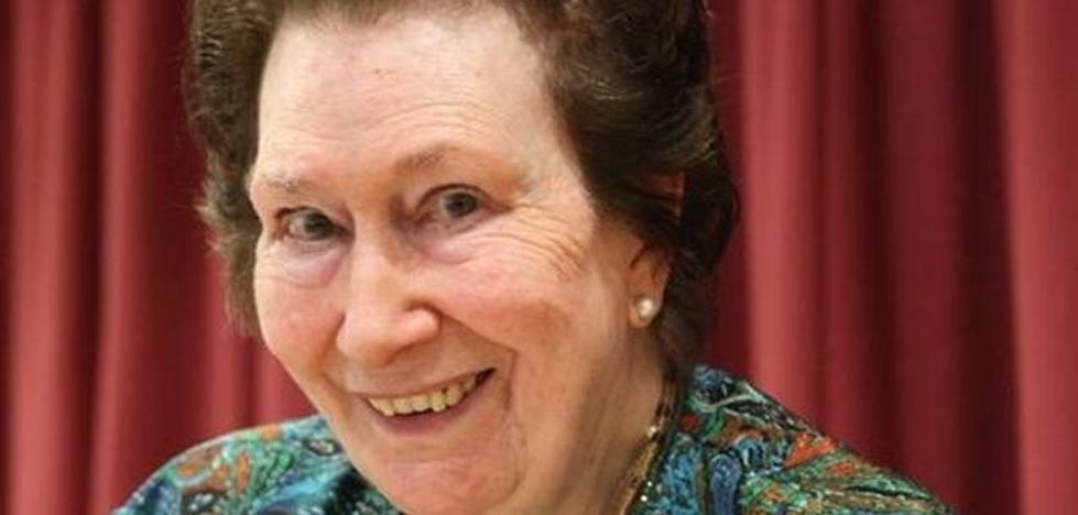 Ana María Lajusticia, la gurú del magnesio: «Sólo he ido una vez al médico en 40 años»