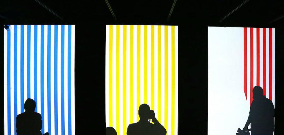 Luz como pintura