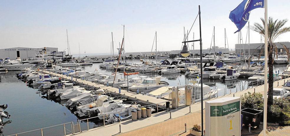 Marbella insta a la Junta a realizar la ampliación del Puerto de la Bajadilla