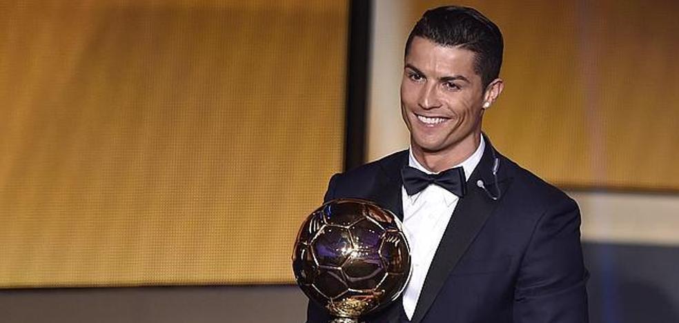 El Balón de Oro se entregará el 7 de diciembre