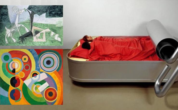 Nueva colección del Centre Pompidou de Málaga