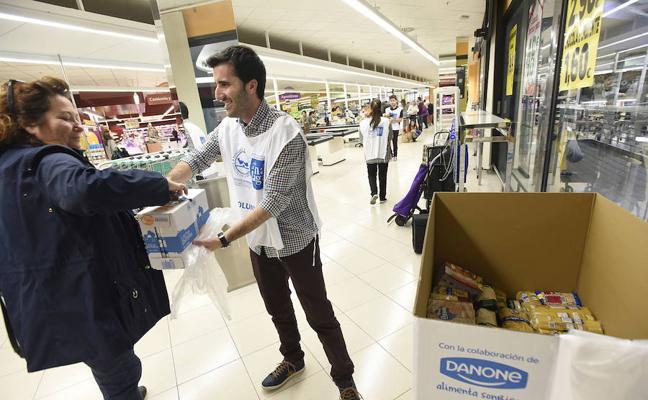 Bancosol afronta su sexta Gran Recogida con el reto de mantener la implicación de los ciudadanos
