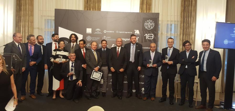 Ingenieros de telecomunicación entregan sus premios anuales