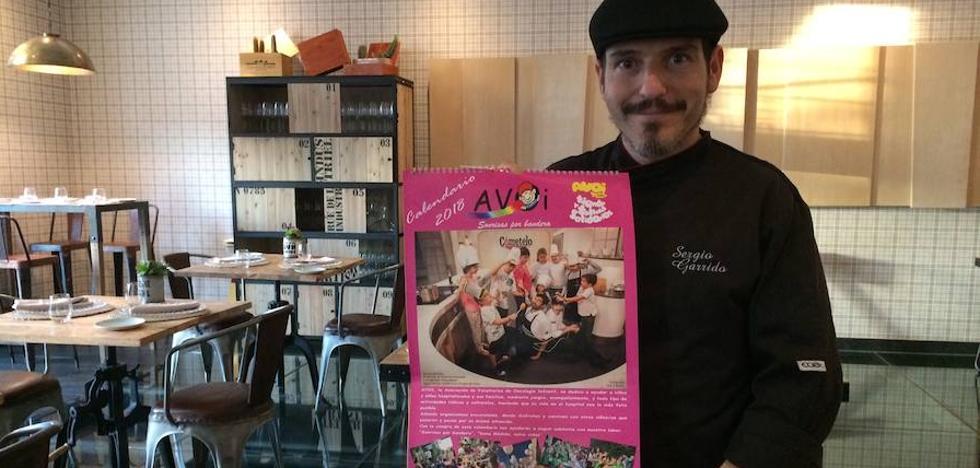 Cocineros hacen piña para ayudar a AVOI