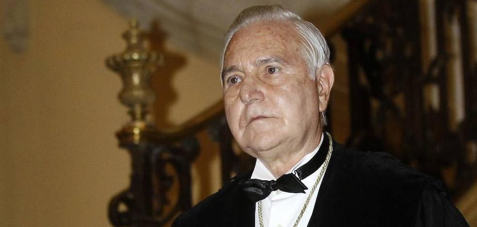 Fallece el expresidente del Tribunal Supremo y del CGPJ Carlos Dívar