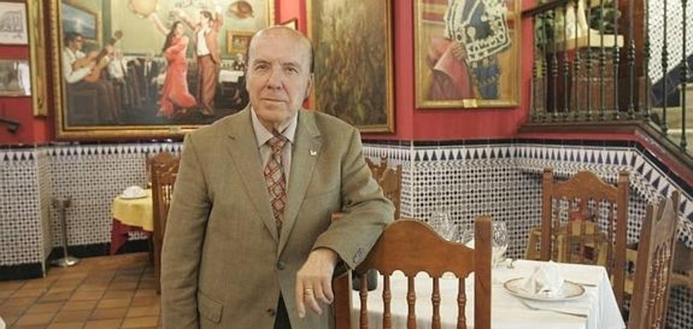 Chiquito de la Calzada: «Detesto las gachas, me recuerdan al hambre»