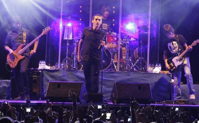 Los fans eligen Málaga entre las ciudades de la próxima gira de Maldita Nerea