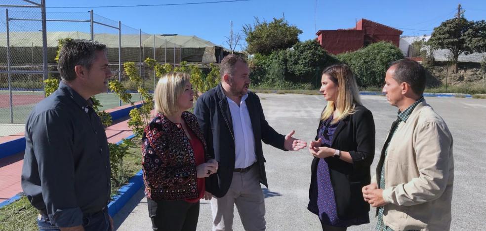 El PSOE denuncia que el Ayuntamiento pierde una subvención para tres nuevas pistas de pádel