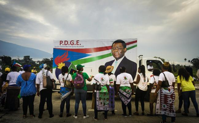 Elecciones sin margen de sorpresa en Guinea Ecuatorial