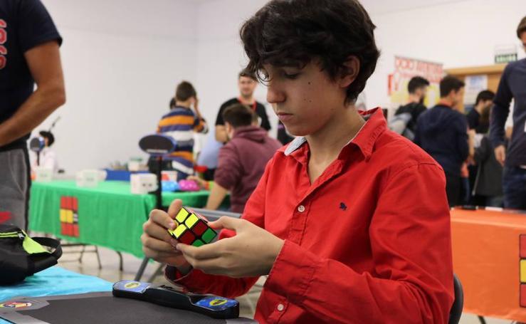 III Open de Cubo de Rubik de Mijas