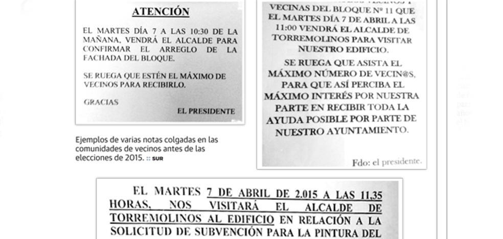 Un juez investiga ayudas municipales «arbitrarias» de casi 400.000 euros en Torremolinos