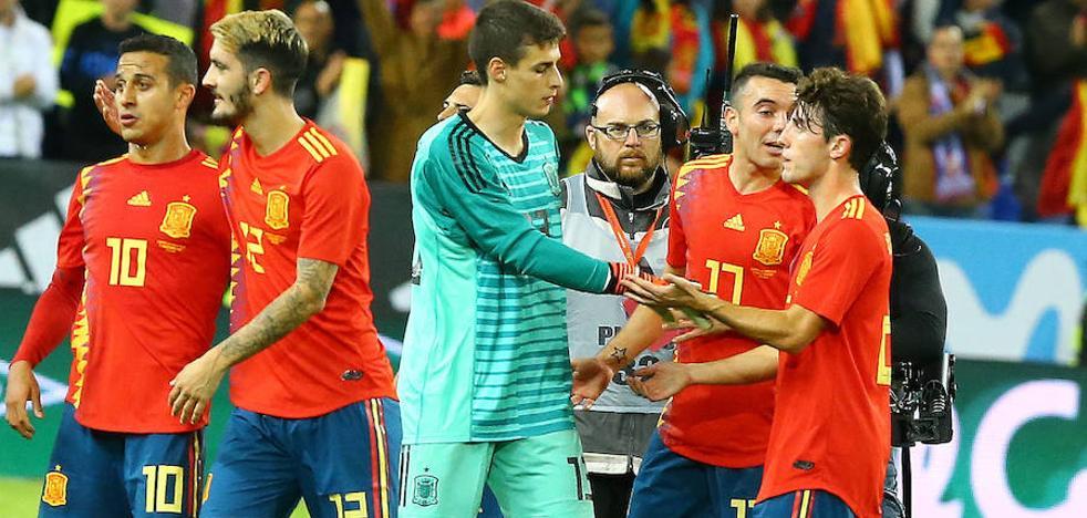 «Volveremos pronto a Málaga»