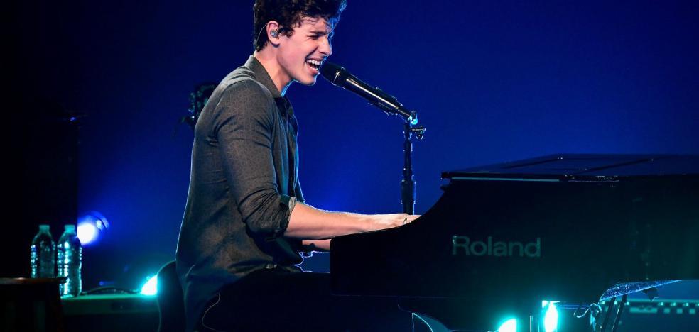 Shawn Mendes arrasa en los premios MTV Europa, que en 2018 se darán en Bilbao