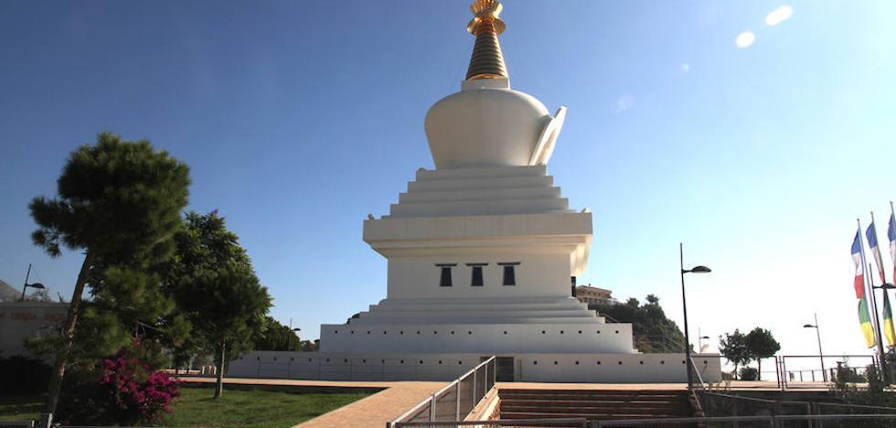 La stupa budista más grande de occidente está en Benalmádena