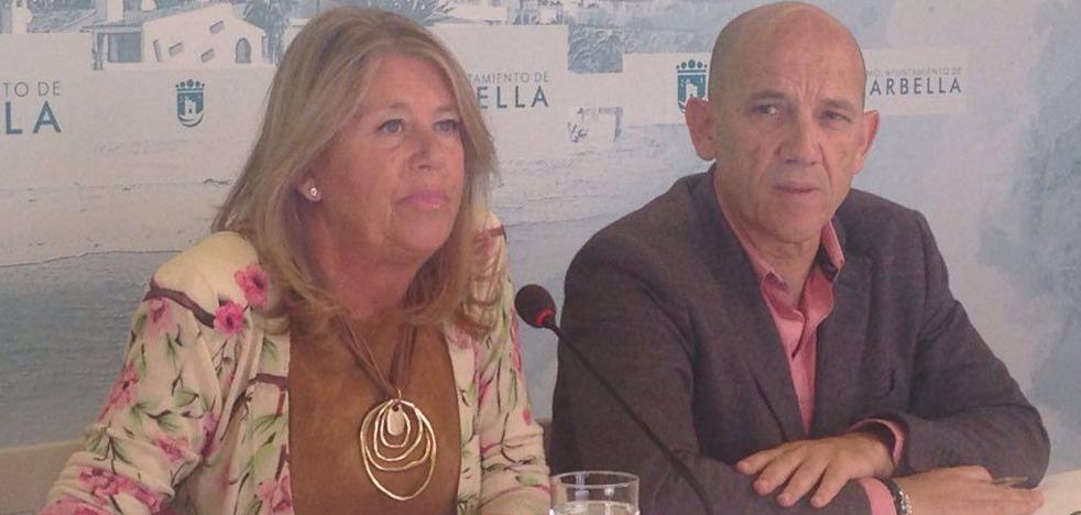 Marbella multiplicará casi por tres en 2018 su presupuesto para obras
