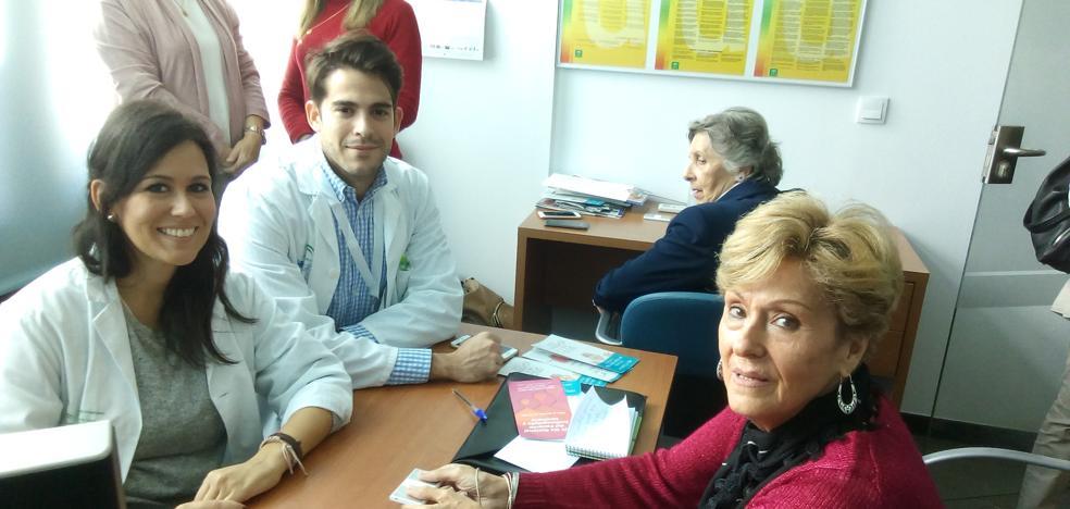 Una campaña previene el ictus a través de la detección de arritmias cardiacas