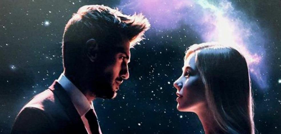 'Danielle': La historia de amor extraterrestre de Amenábar para el anuncio de la Lotería de Navidad