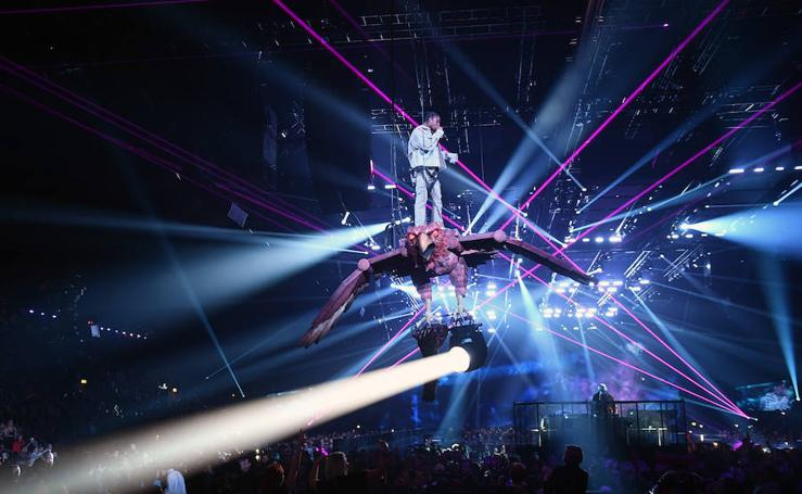 Las mejores imágenes de los EMA's MTV