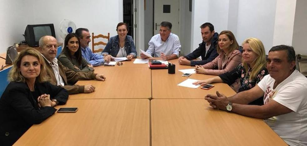 El PP, a la espera de la firma de Ciudadanos para registrar la moción de censura en Nerja