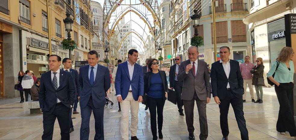 Sáenz de Santamaría emplaza al PSOE a consensuar la nueva financiación autonómica
