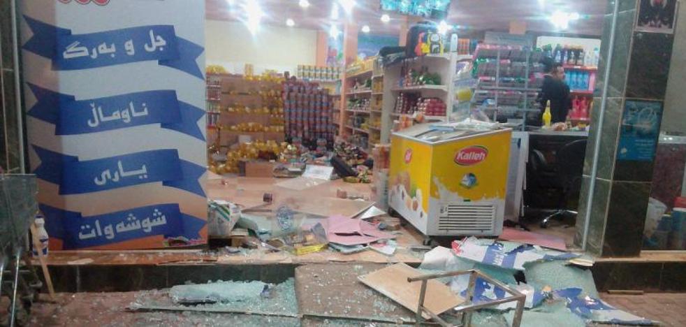Más de 400 muertos por el terremoto en la frontera entre Irán e Irak