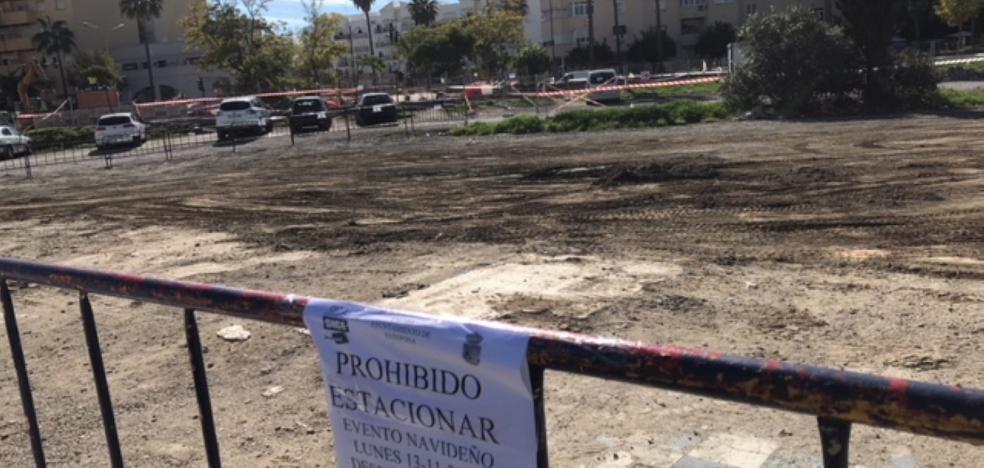 Juventudes Socialistas denuncian la supresión de aparcamientos en el centro
